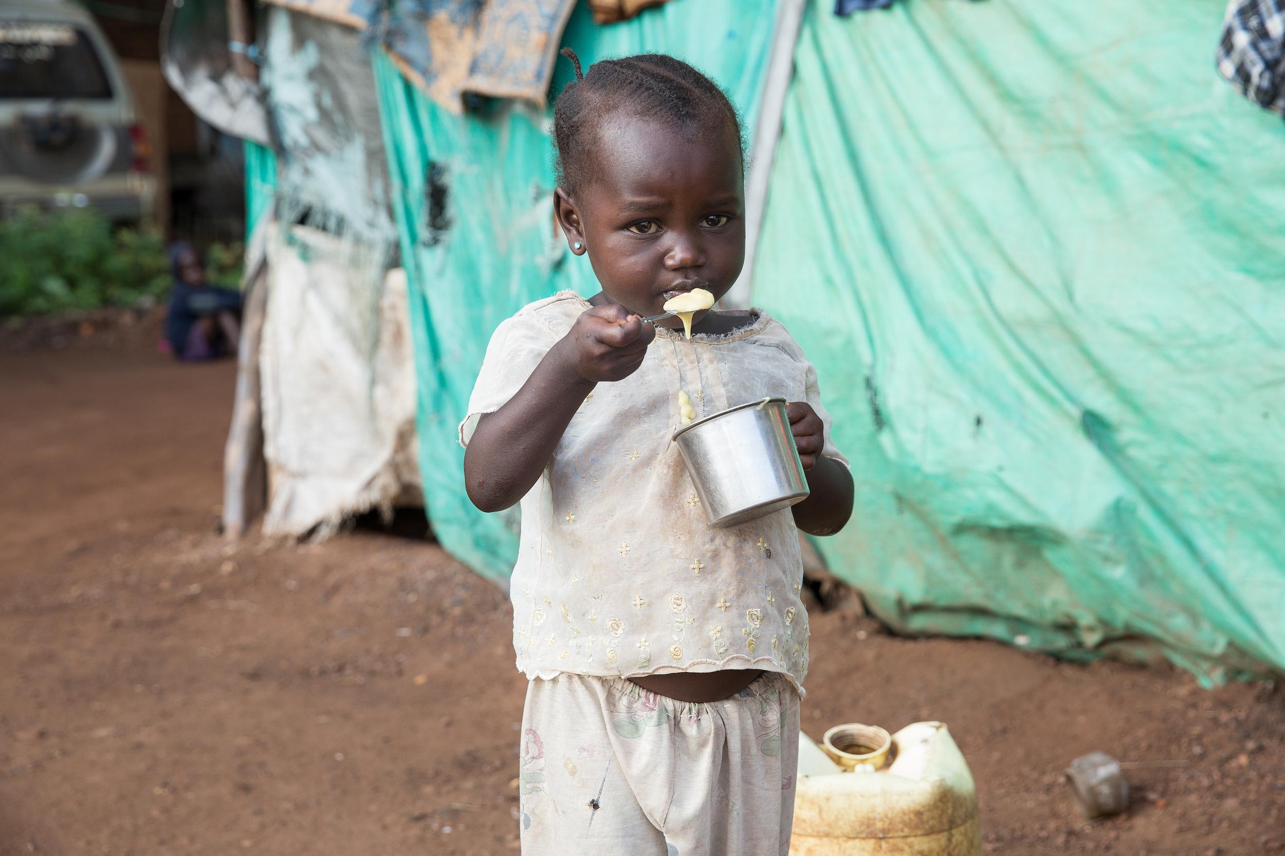 Soforthilfe für 4.200 Kinder