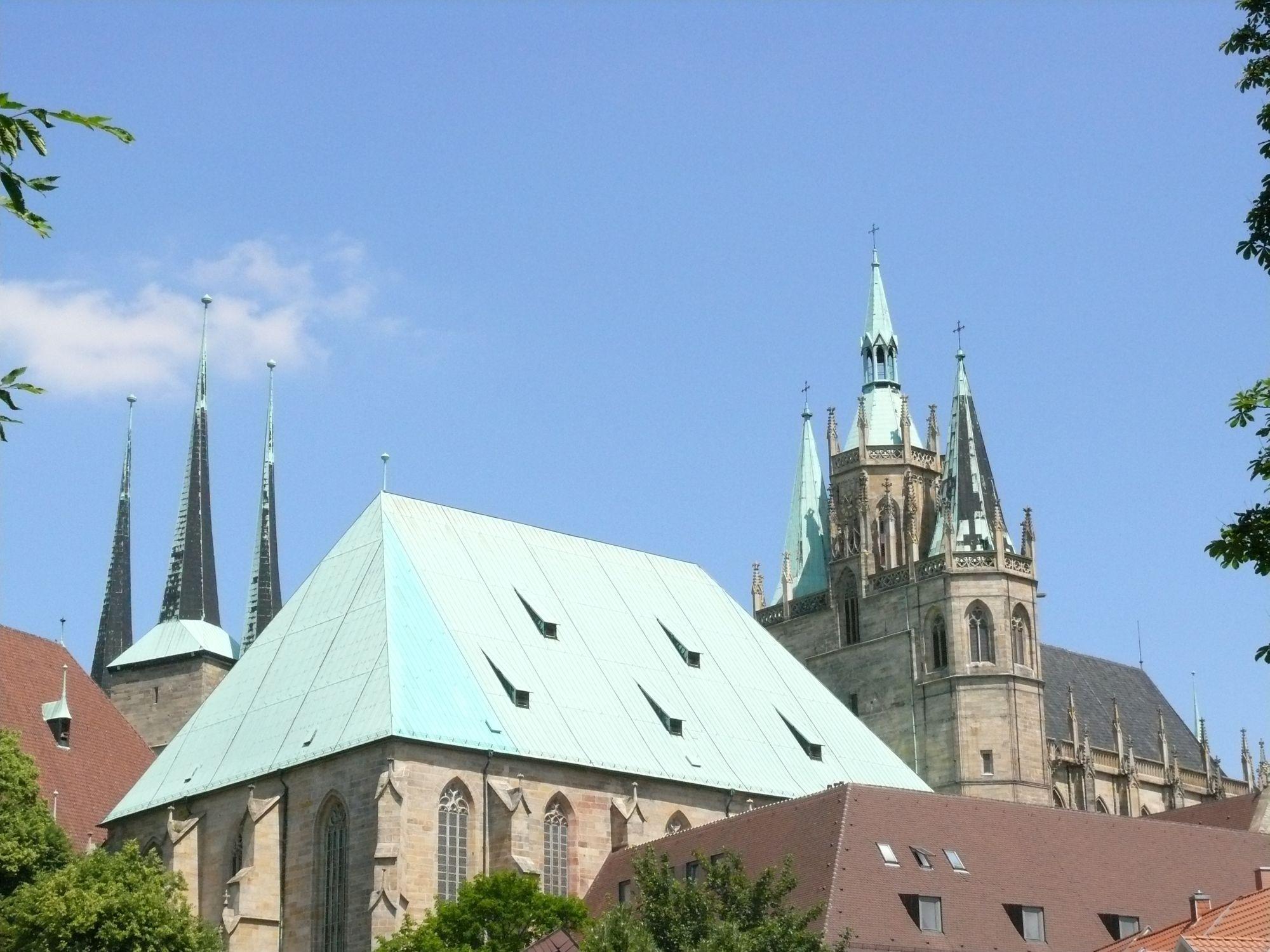 Erfurter Bischof ernennt zwei neue Domkapitulare