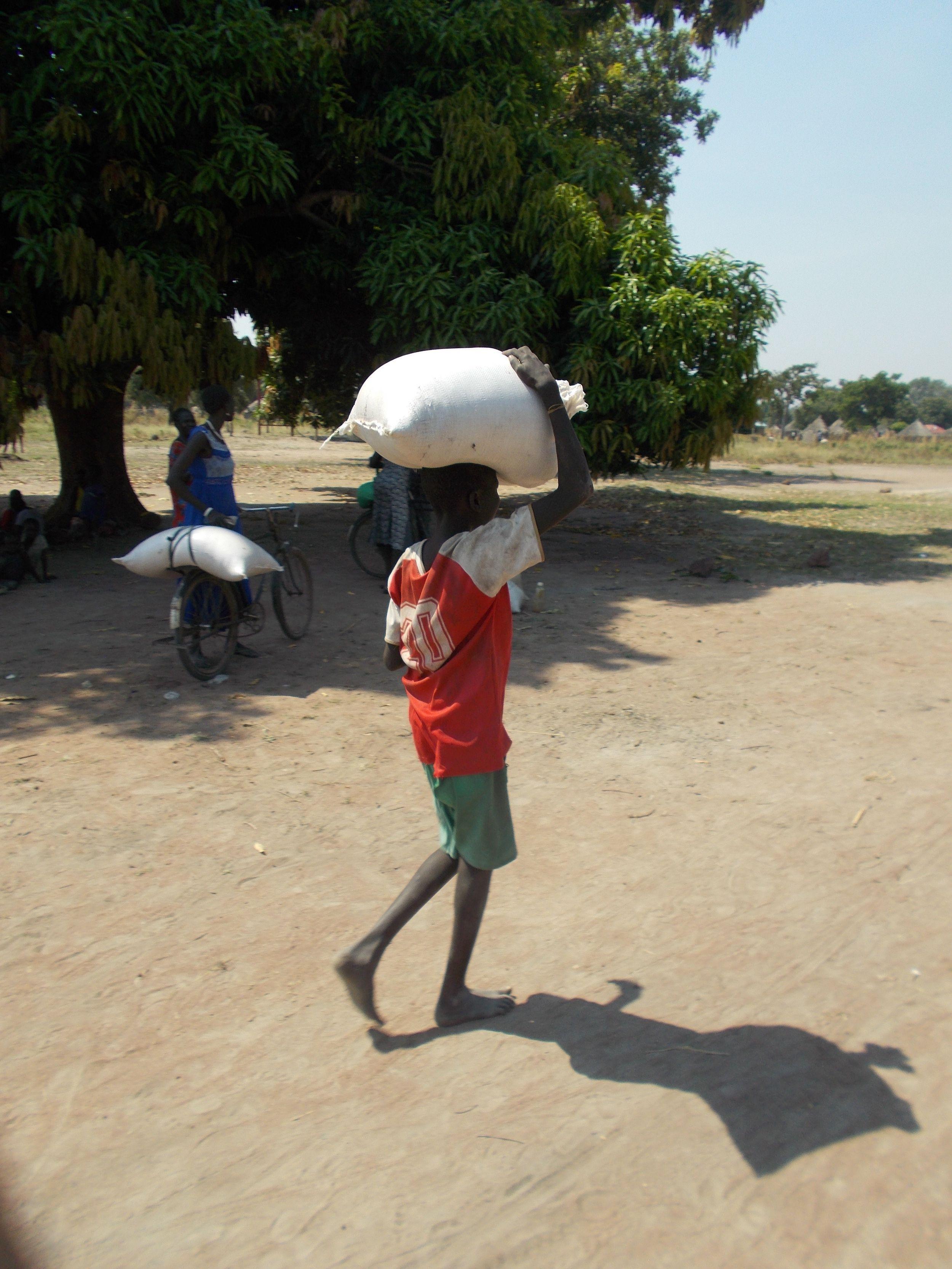 Nothilfe für 9.600 Kinder im Südsudan