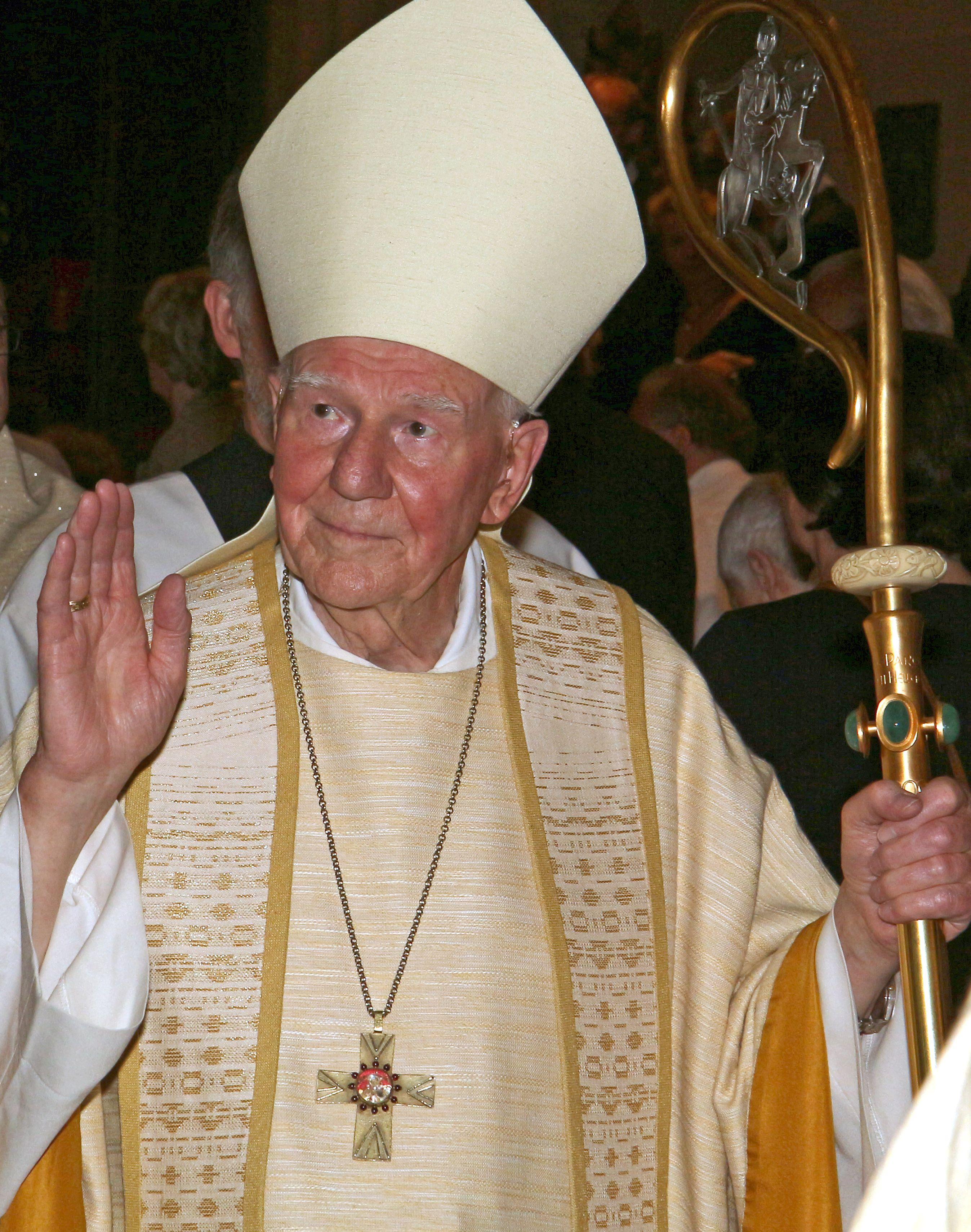 Altweihbischof Hans-Reinhard Koch liegt im Sterben