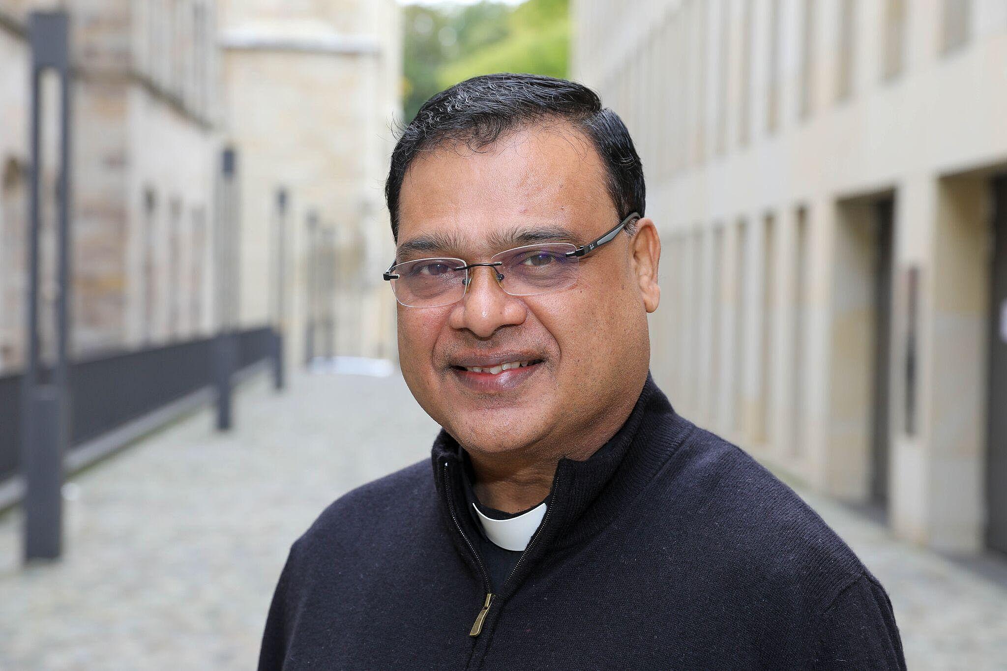 Erfurter Bischof und Gast aus Indien diskutieren über den Klimawandel