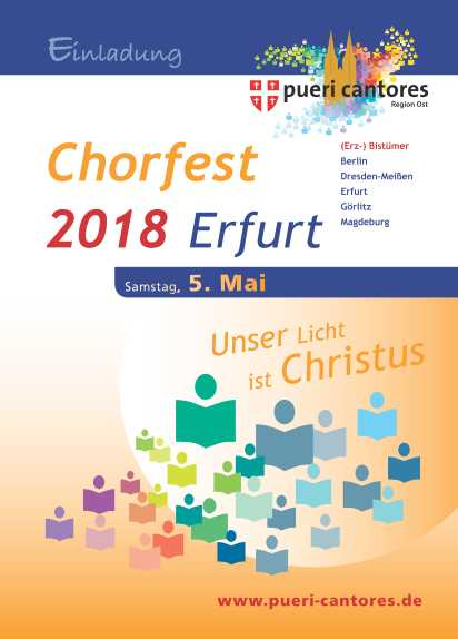 Auf nach Erfurt!